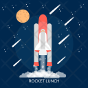 Rocket Lunch Galaxy Icon