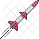 Rocket War Weapon Icon