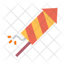Fireworks Rocket Kids Icon