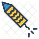 Dynamite Explosion Party Icon