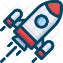 Seo Rocket Start Icon