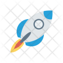 Rocket Boost Speedup Icon