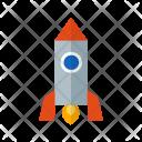 Rocket Space Shuttle Icon