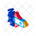 Rocket Fast Fly Icon