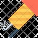 Rocket Firecracker Icon