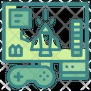Rocket Gaming Icon