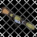 Rocket Gun Icon