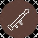 Launcher Rocket Bazooka Icon