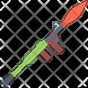 Rocket Launcher War Weapon Icon