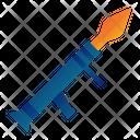 Rocket Launcher Gun Icon