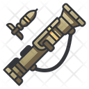 Rocket Launcher Weapon Icon