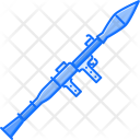 Rocket Launcher Military Icon