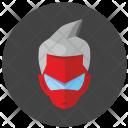 Rocket Man Hero Icon