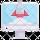 Rocket Startup Icon