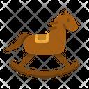 Rocking Horse Baby Icon