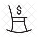 Rocking Chair Icon