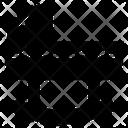 Rocking Crib Icon