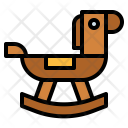 Rockinghorse Horse Toy Icon