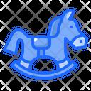 Rocking Horse Horse Animal Icon