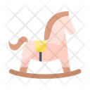Rocking Horse Rocking Play Icon