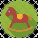 Rocking Horse Toy Rocking Icon