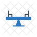 Seesaw Toy Carnival Icon