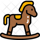 Rocking Horse Gift Holidays Icon