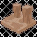 Rocks Icon
