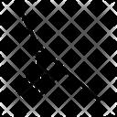 Rod Feeder Net Icon