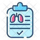 Hospital Note Medical Icon