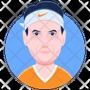 Roger Federer Icon