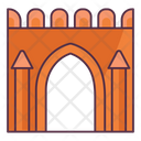 Rohtas Fort Qila Rohtas Jhelum Landmark Icon