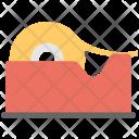 Desktop Tape Dispenser Icon