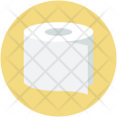 Roll Tissue Paper Icon