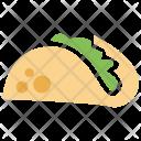 Sharma Chicken Roll Icon