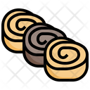 Roll Cake Icon