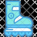 Roller Roller Skates Skates Icon