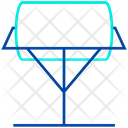 Cricket Roller Pitch Roller Icon