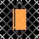 Roller Tool Equipment Icon