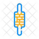 Rolling Pin Patterned Icon