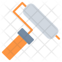Roller Paint Icon