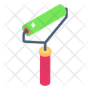 Roller Paint Roller Paint Tool Icon