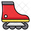 Roller Blades Icon