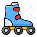 Roller Boots Icon