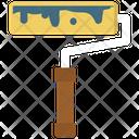 Roller Brush Roller Brush Icon