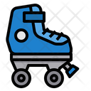 Roller Skate Skate Roller Icon