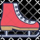 Roller Skate Skating Shoes Ice Skating Icon