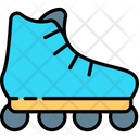 Roller Skate Skating Skateboard Icon
