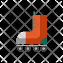 Roller Skates Wheels Icon