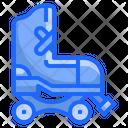 Roller skater Icon